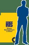 RTS Waste Management 240 litres waste bins