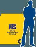 RTS waste Management 360 litres waste bins