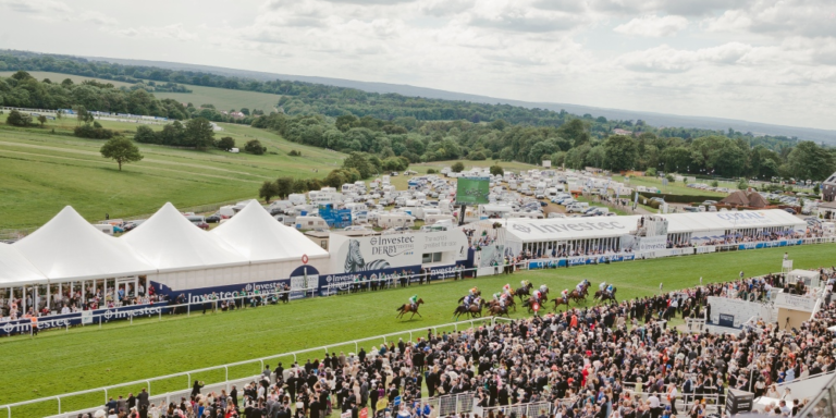 Epsom races events and hospitality waste services by RTS Waste